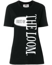 Cedric Charlier - Fruit Of The Loom T-shirt - Lyst