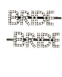 Ashley Williams Bride ヘアピン - ホワイト