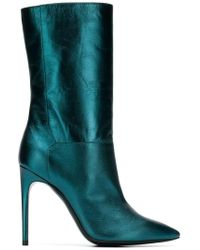 Pollini - Pointed Toe Boots - Lyst