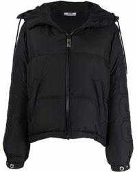 Gcds パデッドジャケット - ブラック