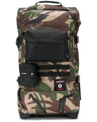 Eastpak X Aape Camouflage Pocket Holdall - Brown