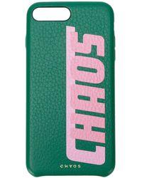 Chaos '' iPhone 7/8 Plus-Hülle - Grün