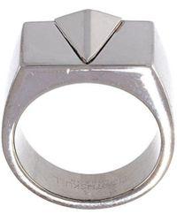 Northskull 'The Signet' Ring - Mettallic