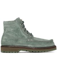 Jacquemus Les Chaussures Garrigue ブーツ - グリーン