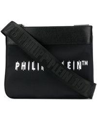 Philipp Plein Сумка Через Плечо С Логотипом - Черный