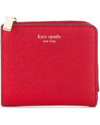 Kate Spade Portemonnee - Roze