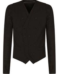 Dolce & Gabbana - ボタンシャツ - Lyst