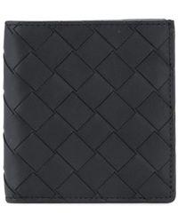 Bottega Veneta 二つ折り財布 - ブラック