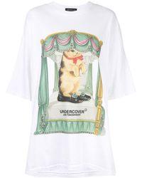Undercover オーバーサイズ Tシャツ - マルチカラー