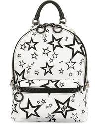 Dolce & Gabbana Millennials Star バックパック - ホワイト