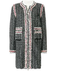Moncler - Panelled Coat - Lyst
