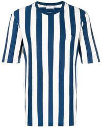 AMI - チェストポケット Tシャツ - Lyst