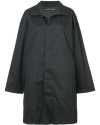 Y. Project - Double Layered Oversize Parka - Lyst