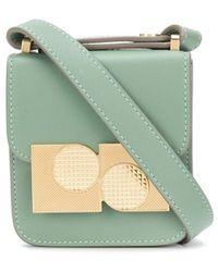 Ports 1961 Anika Mini Square Cross-body Bag - Green