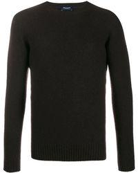 Drumohr - スリムフィット セーター - Lyst