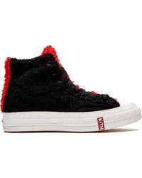 Converse PUMA x Kith 'Mickey Mouse Chuck 70' Sneakers - Schwarz