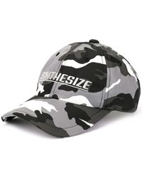 Juun.J Synthesize Embroidered Baseball Cap - Black