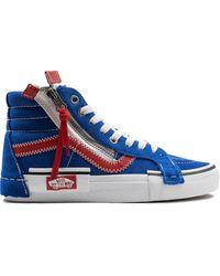 Vans Baskets Sk8 Hi Reissue CAP - Bleu