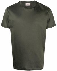 Low Brand クルーネック Tシャツ - グリーン