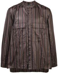 Siki Im - Striped Blouse - Lyst
