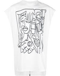 Haculla Guy And His Girl Tシャツ - マルチカラー