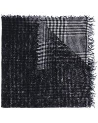 Faliero Sarti - William ハウンドトゥース スカーフ - Lyst