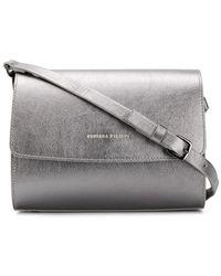 Fabiana Filippi - Metallic Foldover Shoulder Bag - Lyst