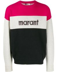 Isabel Marant - ロゴ セーター - Lyst