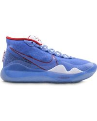 Nike Zoom Kd12 As Trainers - Blue