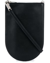 Rick Owens - Zipped Crossbody Bag - Lyst