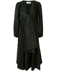MSGM - オーバーサイズドレス - Lyst