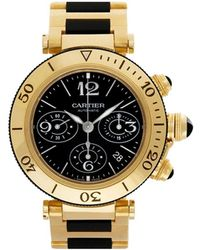 Cartier Reloj Sport Pasha de 42mm 1990 - Metálico