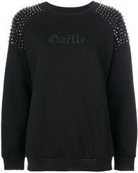 Gaëlle Bonheur - Studded Long Sleeved Jumper - Lyst