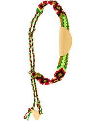 Lucy Folk - Taco Friendship Bracelet - Lyst