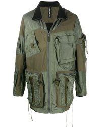 Raeburn Anti-g Field Jacket - Green