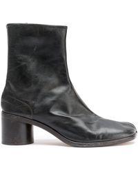 Maison Margiela - Tabi Ankle Boots - Lyst