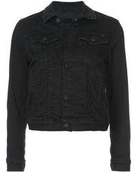 Mother Джинсовая Куртка - Черный