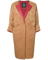 Guild Prime - Panelled Coat - Lyst