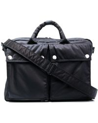 Porter Porter 2way ビジネスバッグ - ブルー