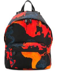 Givenchy - Printed Backpack - Lyst