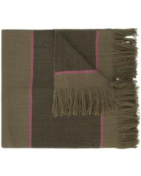 Denis Colomb - Striped Scarf - Lyst