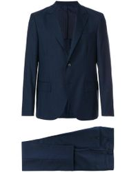 Mp Massimo Piombo - Two-piece Suit - Lyst