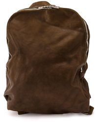 Guidi G4 Backpack - Brown