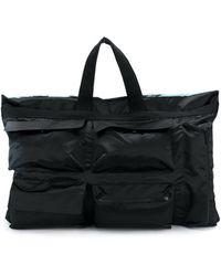 Eastpak X Raf Simons Poster Tote Bag - Black