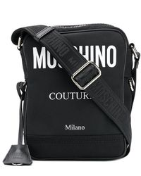 Love Moschino - 'moschino Couture!' Messenger Bag - Lyst