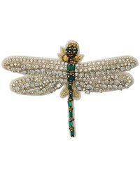 Vivetta Dragonfly Brooch - Multicolour