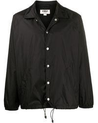 YMC ボタン ジャケット - ブラック