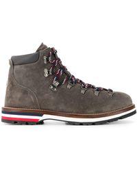Moncler Ботинки Peak - Серый