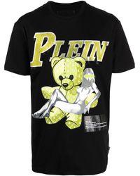 Philipp Plein Футболка С Принтом - Черный
