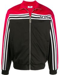 Gcds ジップ スウェットシャツ - ブラック